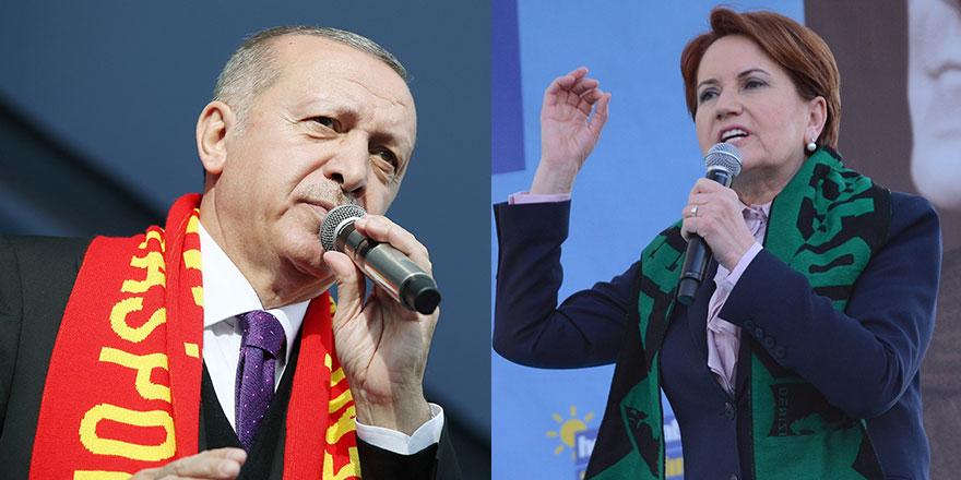 Erdoğan: 'Bu kadın şirazesinden çıkmış'