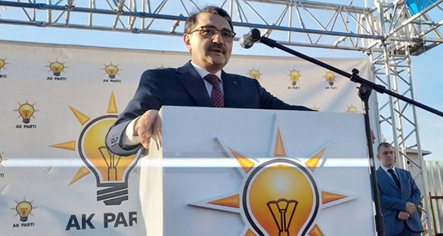 Fatih Dönmez:'Doğu Akdeniz'de petrol ve doğalgaz aranacak'