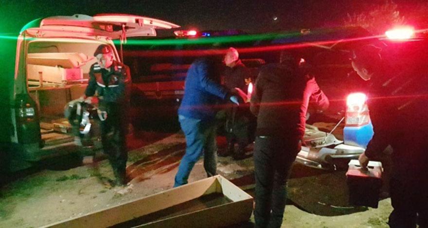 45 metreden düşen işçi hayatını kaybetti
