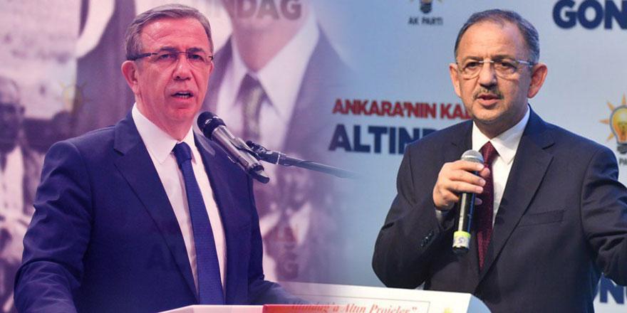 Ankara için son anket sonuçları