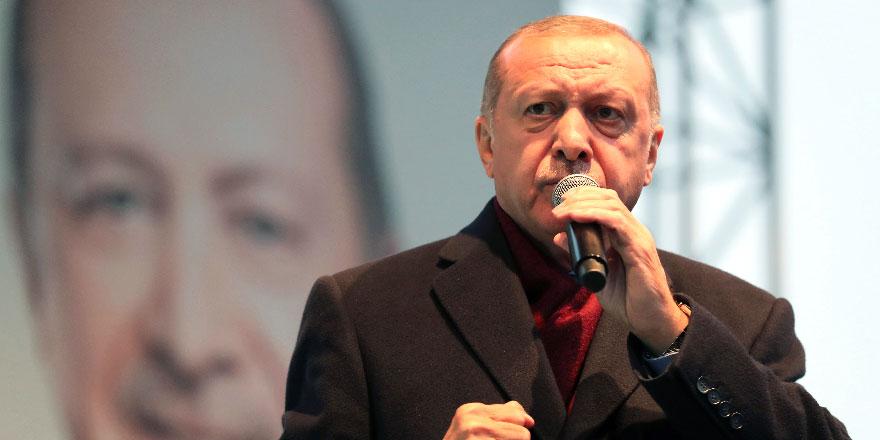"""Erdoğan'dan CHP'li başkana """"beni seviyor"""" cevabı"""