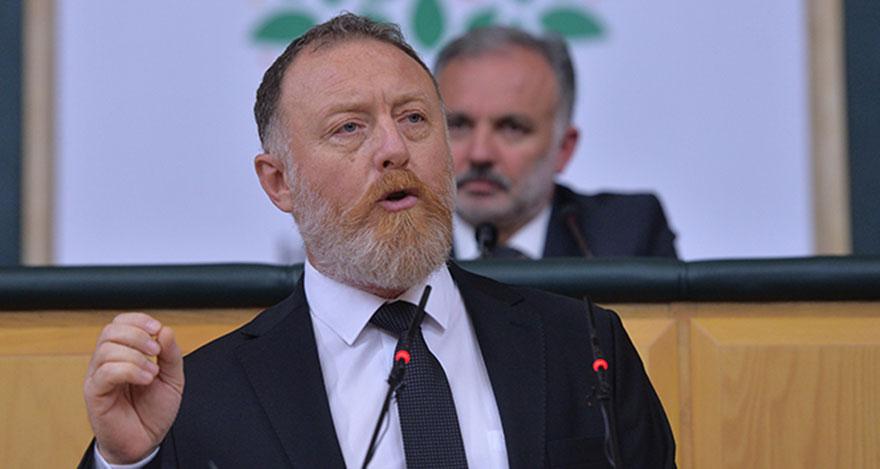 HDP Eş Başkanına Soruşturma Açıldı