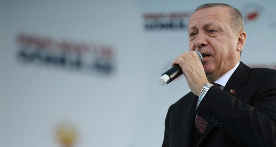 Erdoğan: Hesabını biz sormasını biliriz