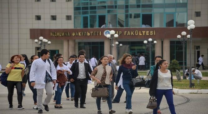 Ahmet Yesevi Üniversitesi'nden 100 kontenjan
