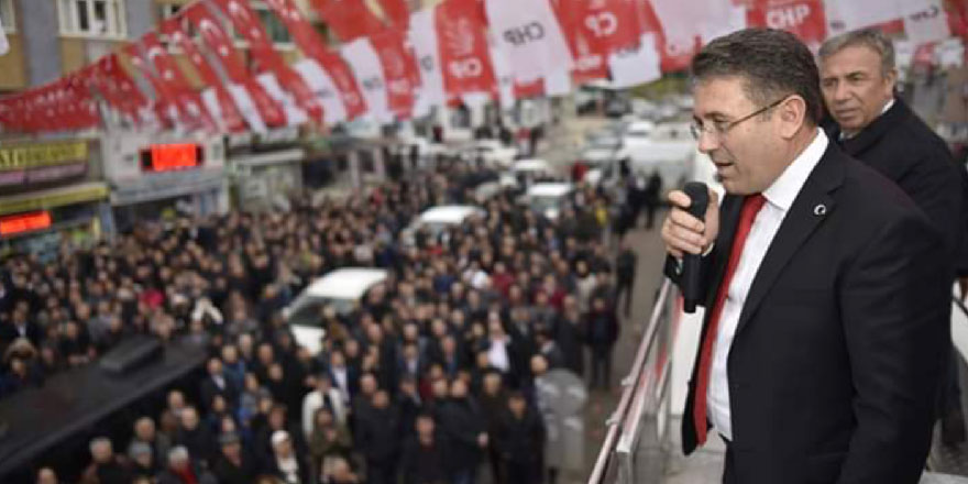 Demirci: 50 ilden büyük Mamak'ta üniversite yok