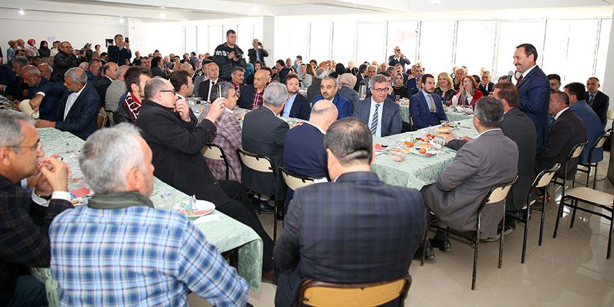 Cumhur İttifakı Etimesgut ve Ankara'da başarıya kilitlendi