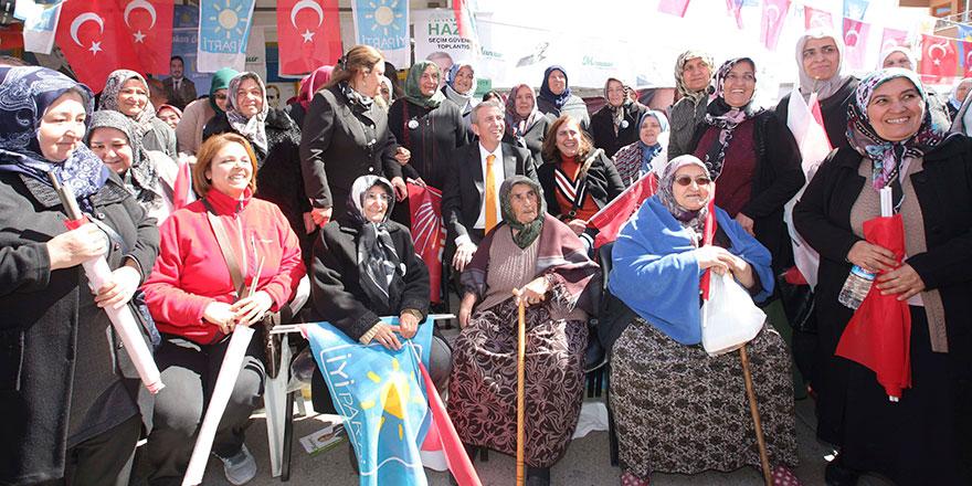 Yavaş: Ankara'yı yönetenler Evren'i unutmuş