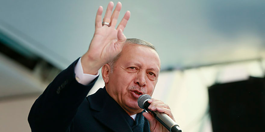 Cumhurbaşkanı Erdoğan son noktayı koydu