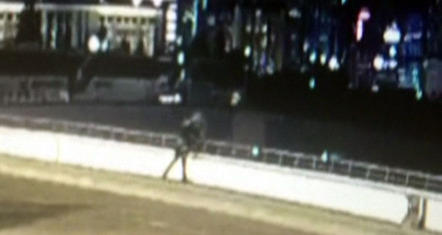 AŞTİ'de tartıştığı eşini kucağına alıp 12 metreden aşağı fırlattı