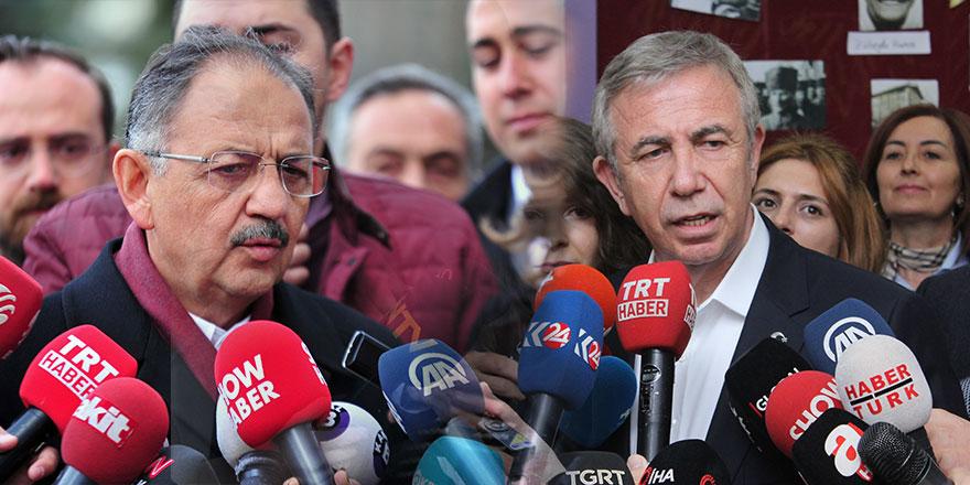 Ankara'da kıyasıya rekabet!