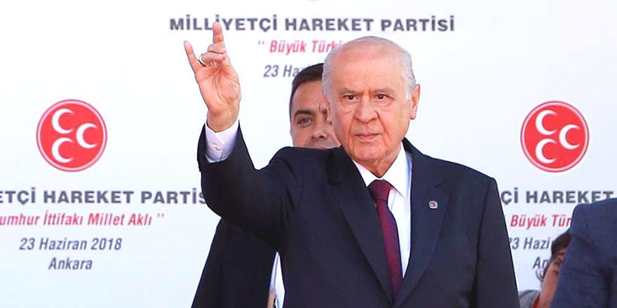 Bekanın kazananı MHP
