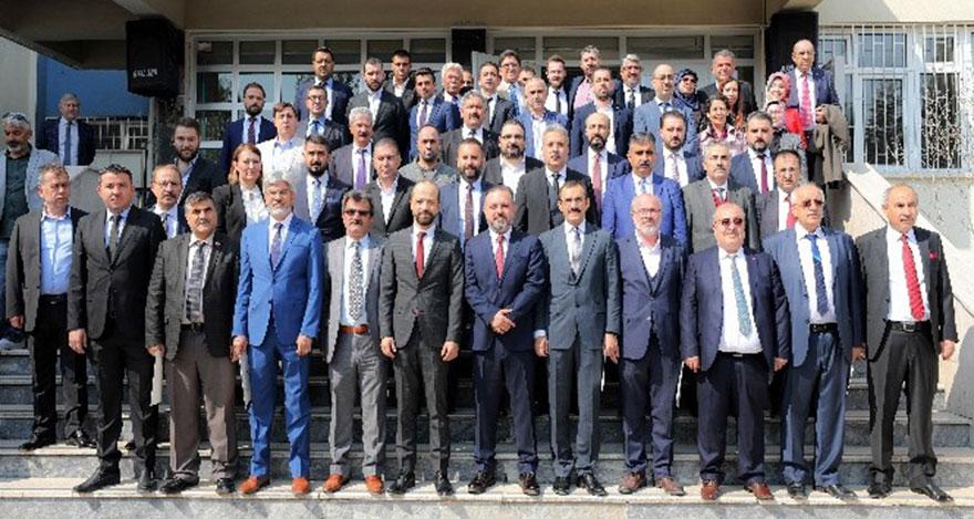 Sincan Belediye Başkanı Murat Ercan, mazbatasını aldı