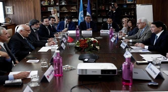 """BM Dünya Turizm Örgütü'nden turistlere """"Türkiye'ye gidin"""" Mesajı"""
