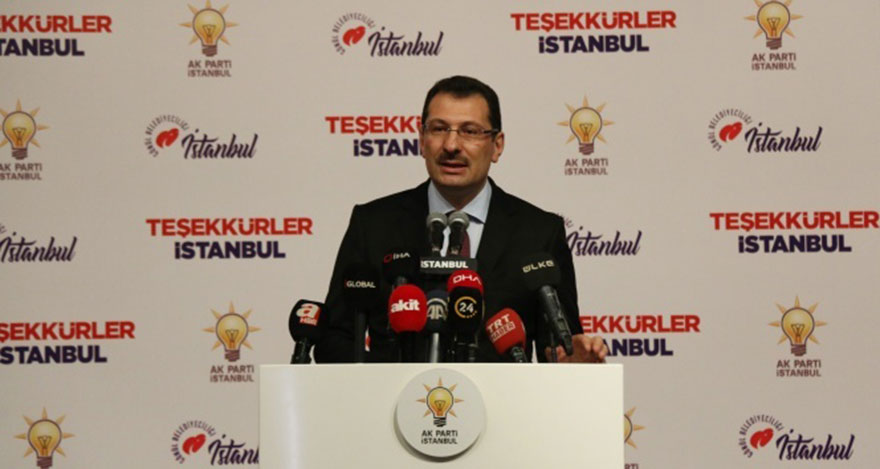 Ali İhsan Yavuz'dan seçim açıklaması!