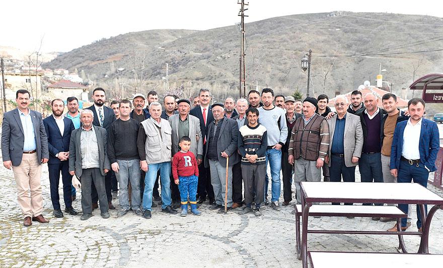 Murat Köse'den teşekkür turu