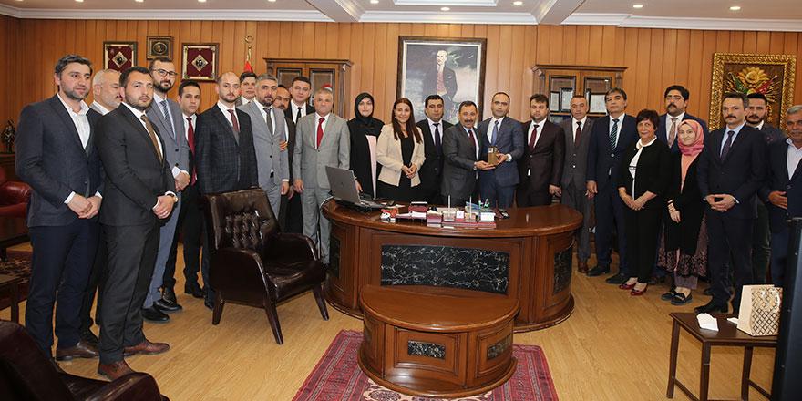 MHP teşkilatları Demirel'i kutladı