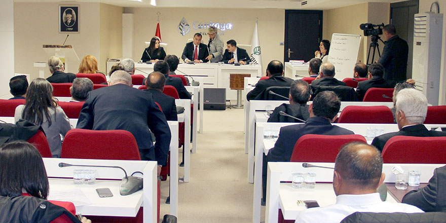 Çankaya Belediye Meclisi yeni döneme başladı