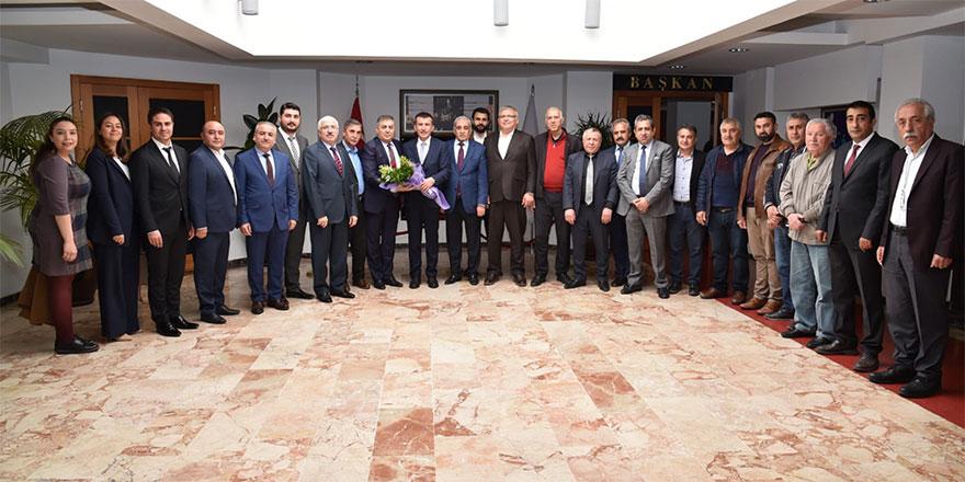 Kırşehirliler Başkan Asım Balcı'nın yanındadır