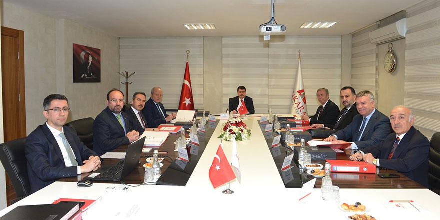 Ankara'nın sorunları tartışıldı