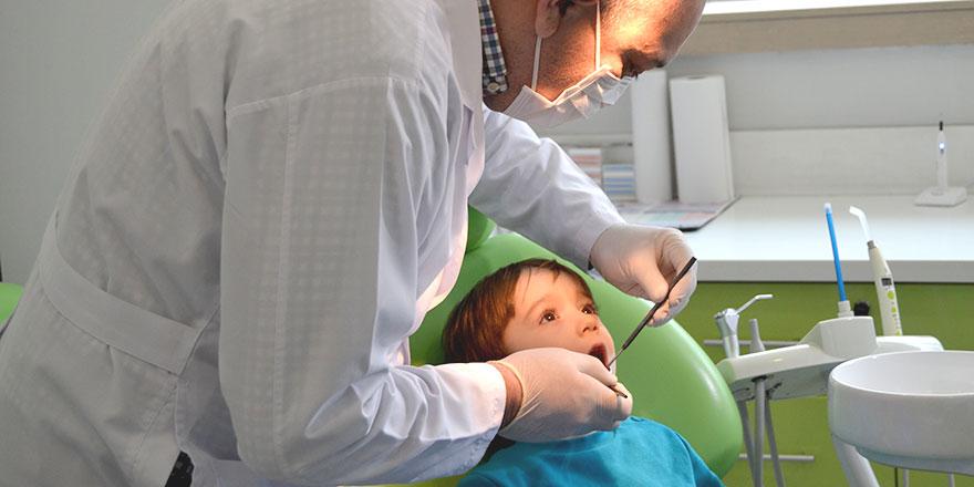 Çocuklarda diş sağlığına dikkat