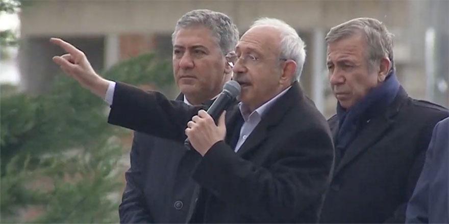 Kemal Kılıçdaroğlu: Geri adım atmayacağım