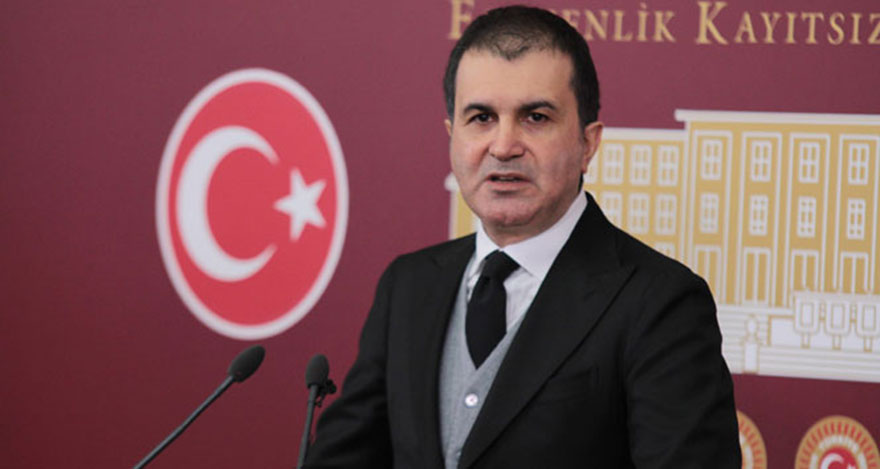 Ömer Çelik'den Kılıçdaroğlu açıklaması