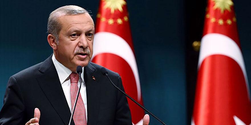 Cumhurbaşkanı Erdoğan'dan Fransa'ya 1915 mesajı