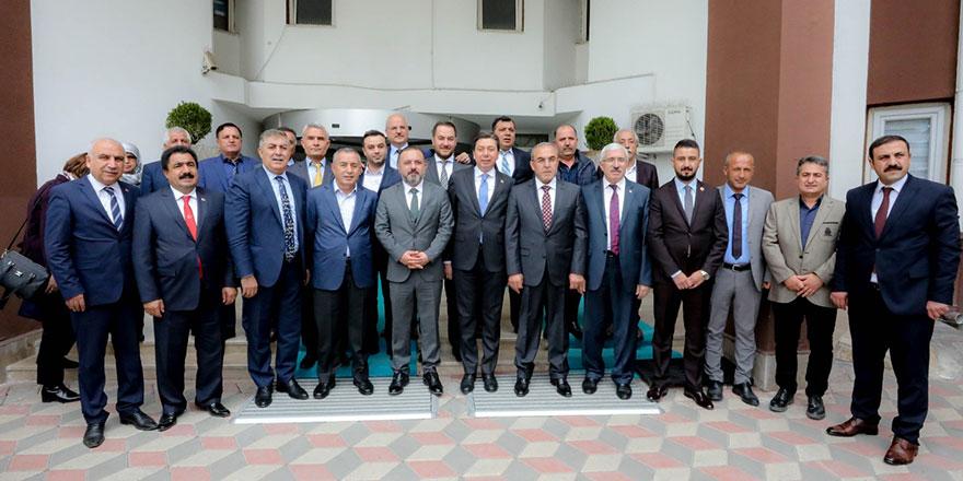 Gökçınar: Kırşehir en şanslı dönemini yaşıyor