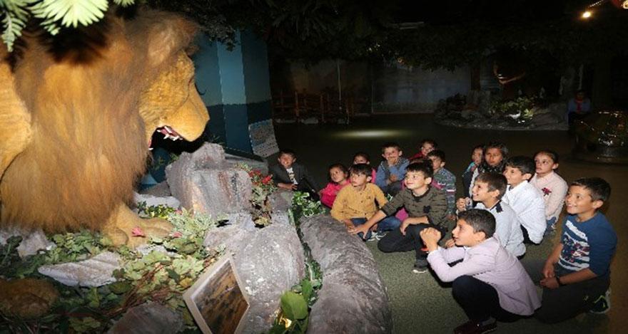 Evrensel Değerler Çocuk Müzesi şehir dışından misafir ağırladı