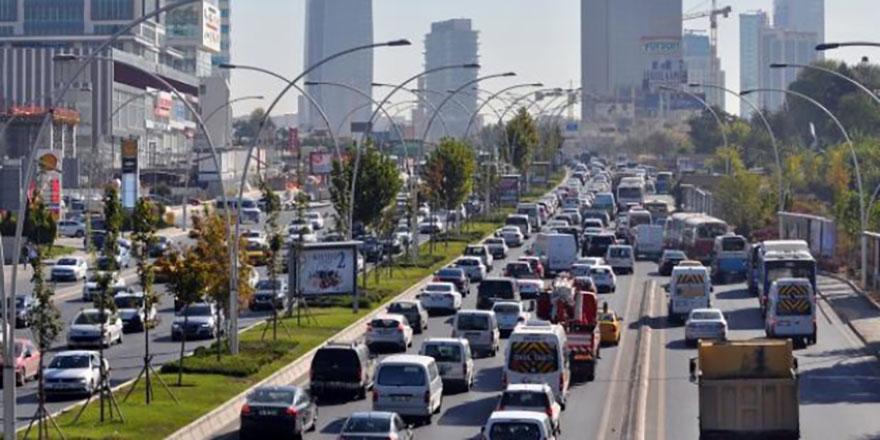 Ankaralılar dikkat! Bu yollar 1 Mayıs'ta kapalı