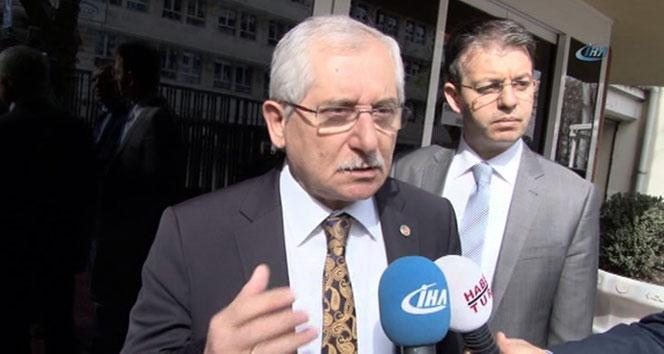 YSK Başkanı: 'Bilgi çalındı diye bir şey yok'