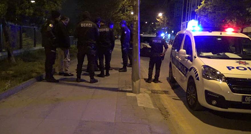 Ankara'daki tacizciye meydan dayağı