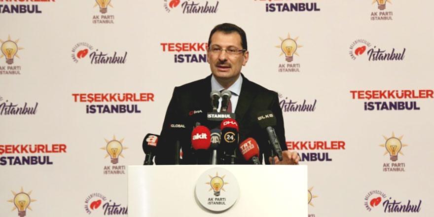 Ali İhsan Yavuz: 'FETÖ unsurları bu organize usulsüzlükte aktif rol almıştır'