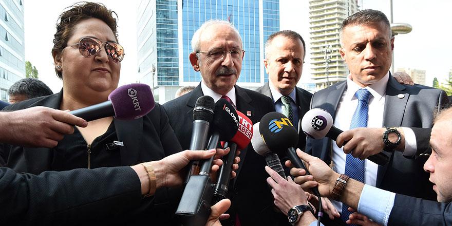 Kılıçdaroğlu: İmamoğlu 16 milyonun adayıdır
