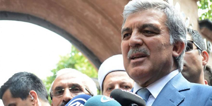 Abdullah Gül'den YSK paylaşımı