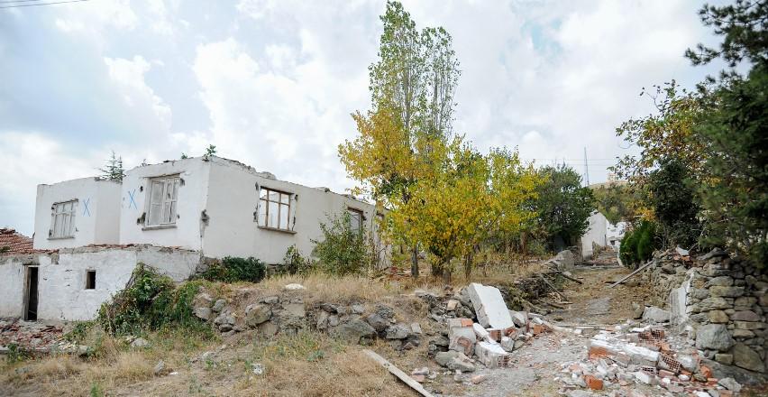 Altındağ'daki Cinderesi sakinlerine kira müjdesi