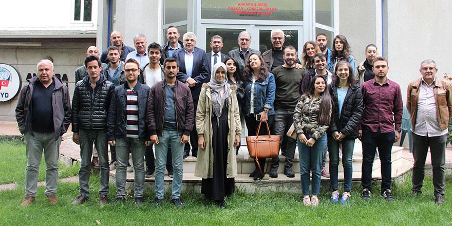 TSYD Ankara Buluşmaları sürüyor