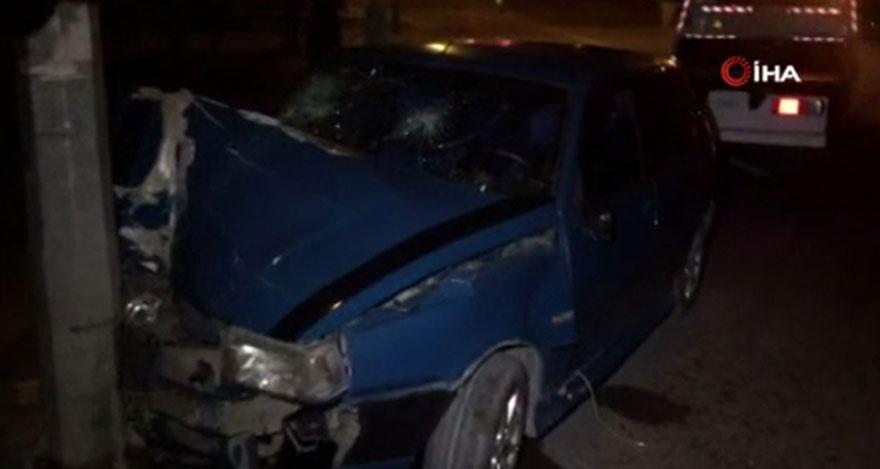 Ankara'da feci trafik kazası