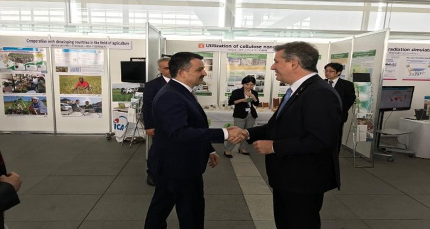 G20 Tarım Bakanları zirvesi Japonya'nın Niigata şehrinde başladı