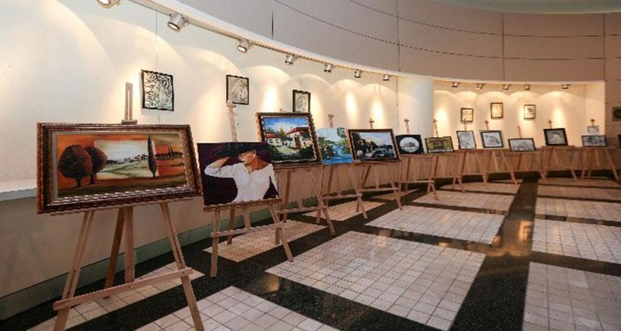 Yenimahalle Belediyesi'nden Engelliler Haftası'na özel sergi