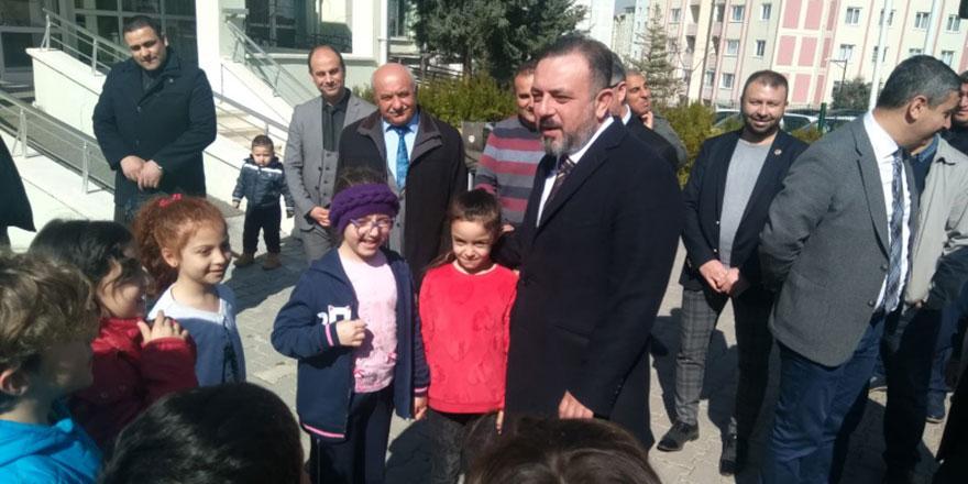 Başkan Ercan sözünü tuttu