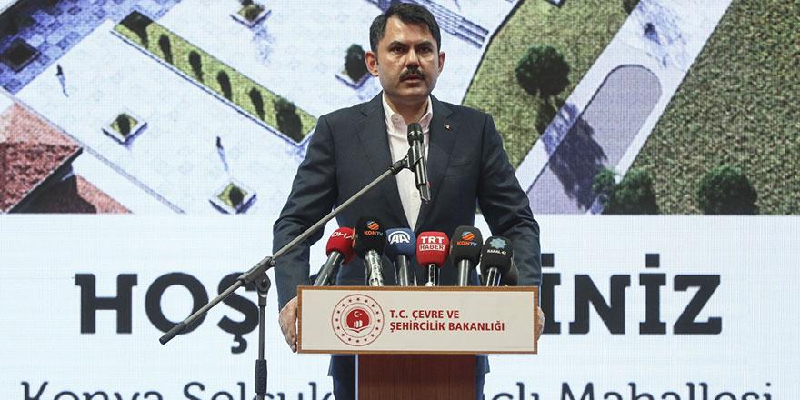 TOKİ'nin 50 bin yeni konutu için kuralar çekildi