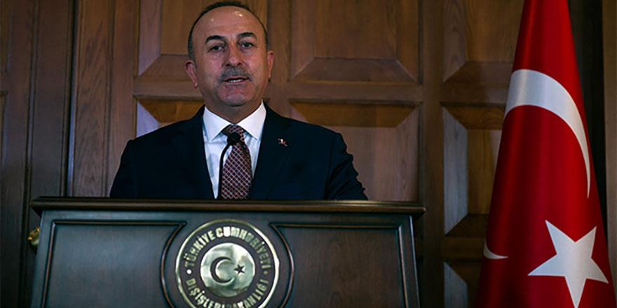 Bakan Çavuşoğlu'ndan S-400 iddialarına ilişkin açıklama