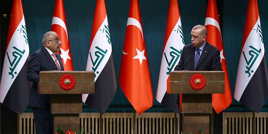 Türkiye Irak ilişkileri ele alındı