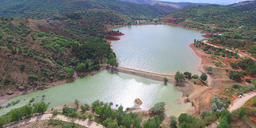Başkent barajlarında bahar bereketi