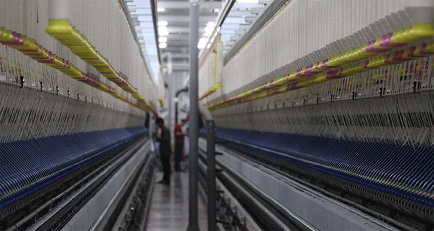 Tekstil üretiminde dünya 5. olacak