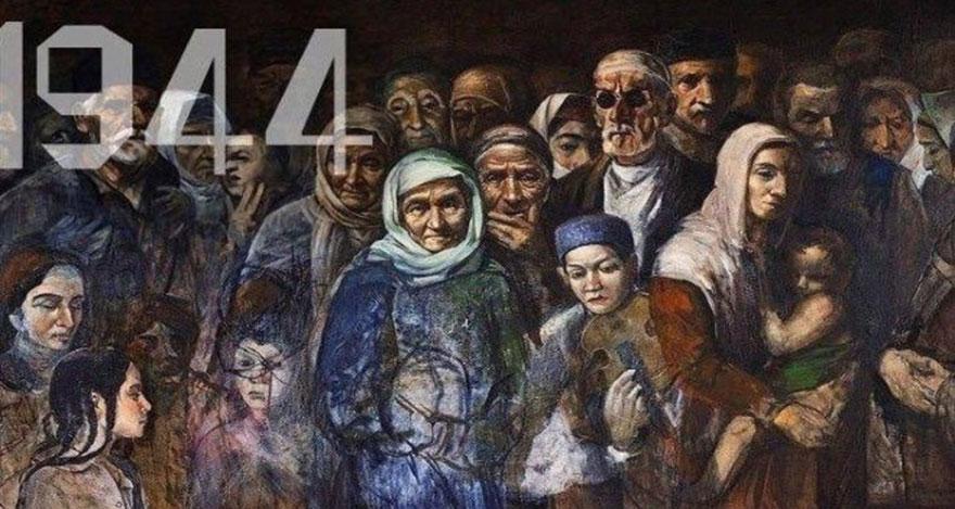İbrahim Kalın'dan Kırım Tatarları paylaşımı