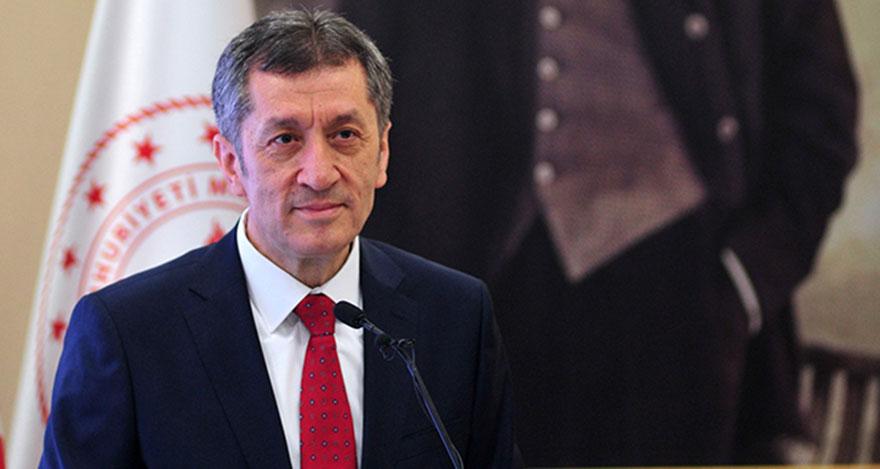 Milli Eğitim Bakanı Ziya Selçuk, yeni eğitim sistemini açıkladı