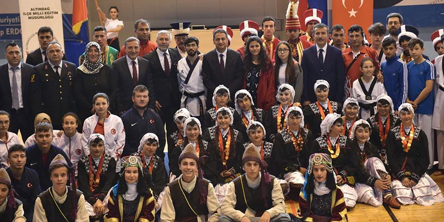 Altındağ'da 19 Mayıs coşkusu
