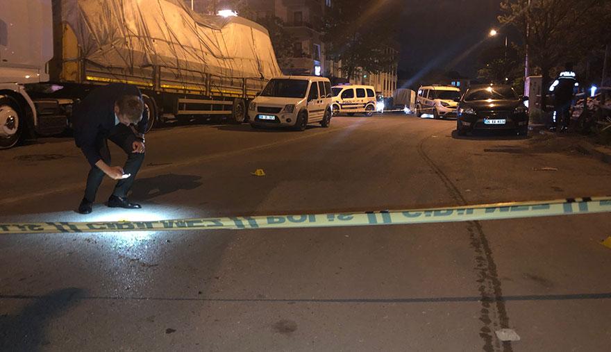 Damadının ev sahibini silahla ağır yaraladı